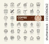 coffee  coffee house  coffee... | Shutterstock .eps vector #1011306262