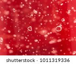 cool abstract bubbles random... | Shutterstock . vector #1011319336