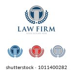 vector logo design of attorney