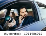 private detective investigating ... | Shutterstock . vector #1011406012