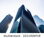 seoul skyscrapers  in... | Shutterstock . vector #1011406918