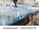 bottling plant   water bottling ... | Shutterstock . vector #1011528175