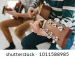 Learning To Play The Guitar....