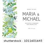 vertical seamless line garland... | Shutterstock .eps vector #1011601645
