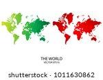 vector illustration   vector... | Shutterstock .eps vector #1011630862