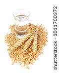 german hard liquor korn... | Shutterstock . vector #1011700372