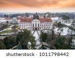 Grassalkovich Royal castle in Godollo, Hungary