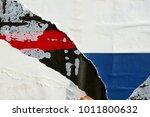 old paper texture background... | Shutterstock . vector #1011800632