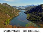 Amazing Landscape  River In...