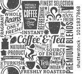 retro styled typographic vector ... | Shutterstock .eps vector #1011837868