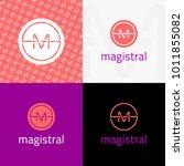 abstract logo vector collection   Shutterstock .eps vector #1011855082