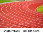 all weather running track for... | Shutterstock . vector #1011855826
