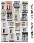 Vienna Windows   Collage