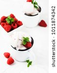 sweet summer ice cream with... | Shutterstock . vector #1011874342