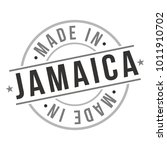 made in jamaica america travel...   Shutterstock .eps vector #1011910702