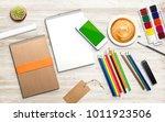 hero header 3d illustration... | Shutterstock . vector #1011923506