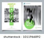 brochure layout design template ... | Shutterstock .eps vector #1011966892
