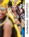 atlanta  ga  usa   october 21 ... | Shutterstock . vector #1011979192