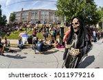 atlanta  ga  usa   october 21 ... | Shutterstock . vector #1011979216