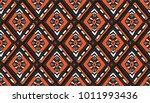 tribal vector ornament.... | Shutterstock .eps vector #1011993436