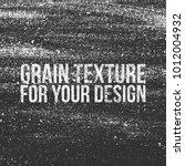 grain texture for your design   Shutterstock .eps vector #1012004932