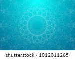 abstract polygonal background... | Shutterstock .eps vector #1012011265