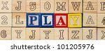 play word