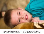 photo of adorable young happy... | Shutterstock . vector #1012079242