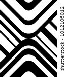 vector abstract pattern... | Shutterstock .eps vector #1012105012