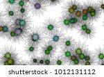 light colored vector texture... | Shutterstock .eps vector #1012131112