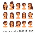 vector cartoon style... | Shutterstock .eps vector #1012171135