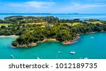 aerial view on a beautiful... | Shutterstock . vector #1012189735