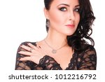 beauty  jewelry  people and... | Shutterstock . vector #1012216792