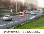 image with zoom effect showing... | Shutterstock . vector #1012236562