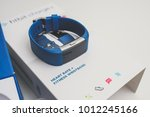 kaunas  lithuania   january 25  ... | Shutterstock . vector #1012245166