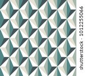 geometric abstract background... | Shutterstock .eps vector #1012255066