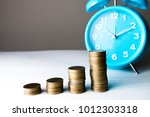 time of saveing value money  ... | Shutterstock . vector #1012303318
