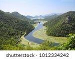 spectacular view of rijeka... | Shutterstock . vector #1012334242