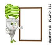 cartoon illustration of a... | Shutterstock .eps vector #1012404832
