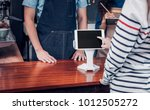 customer self service order... | Shutterstock . vector #1012505272