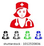 dolor physician lady vector... | Shutterstock .eps vector #1012520836
