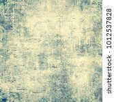 colorful grunge texture... | Shutterstock . vector #1012537828