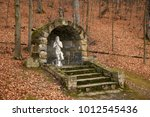 Statue Of Jesus Christ In A...