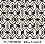 vector seamless pattern. modern ... | Shutterstock .eps vector #1012546015