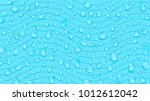 background of waves and water... | Shutterstock .eps vector #1012612042