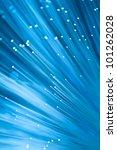 fiber optics close up  modern... | Shutterstock . vector #101262028