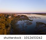 aerial view of beaufort south...   Shutterstock . vector #1012653262