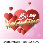 poster or banner with... | Shutterstock .eps vector #1012655692