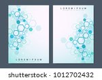 business vector templates for... | Shutterstock .eps vector #1012702432