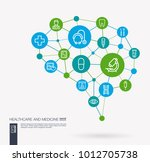 ai creative think system... | Shutterstock .eps vector #1012705738